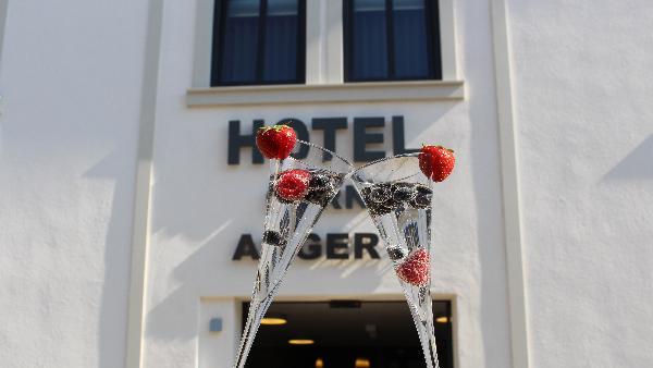 S hotel garni anger 5 bad frankenhausen kyffh user for Designhotel franken
